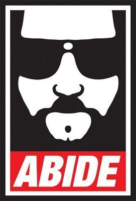 The Dude has a posse.
