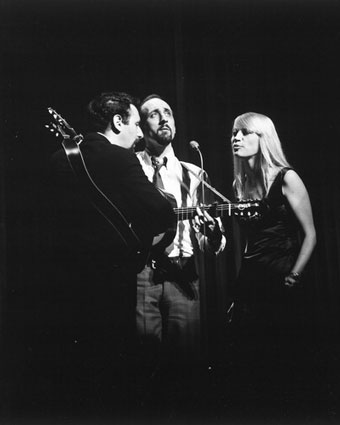 Peter, Paul, and Mary