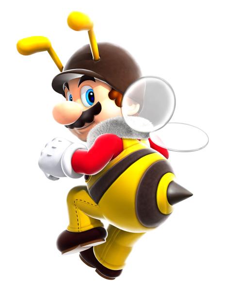 Itsa Bee, Mario.