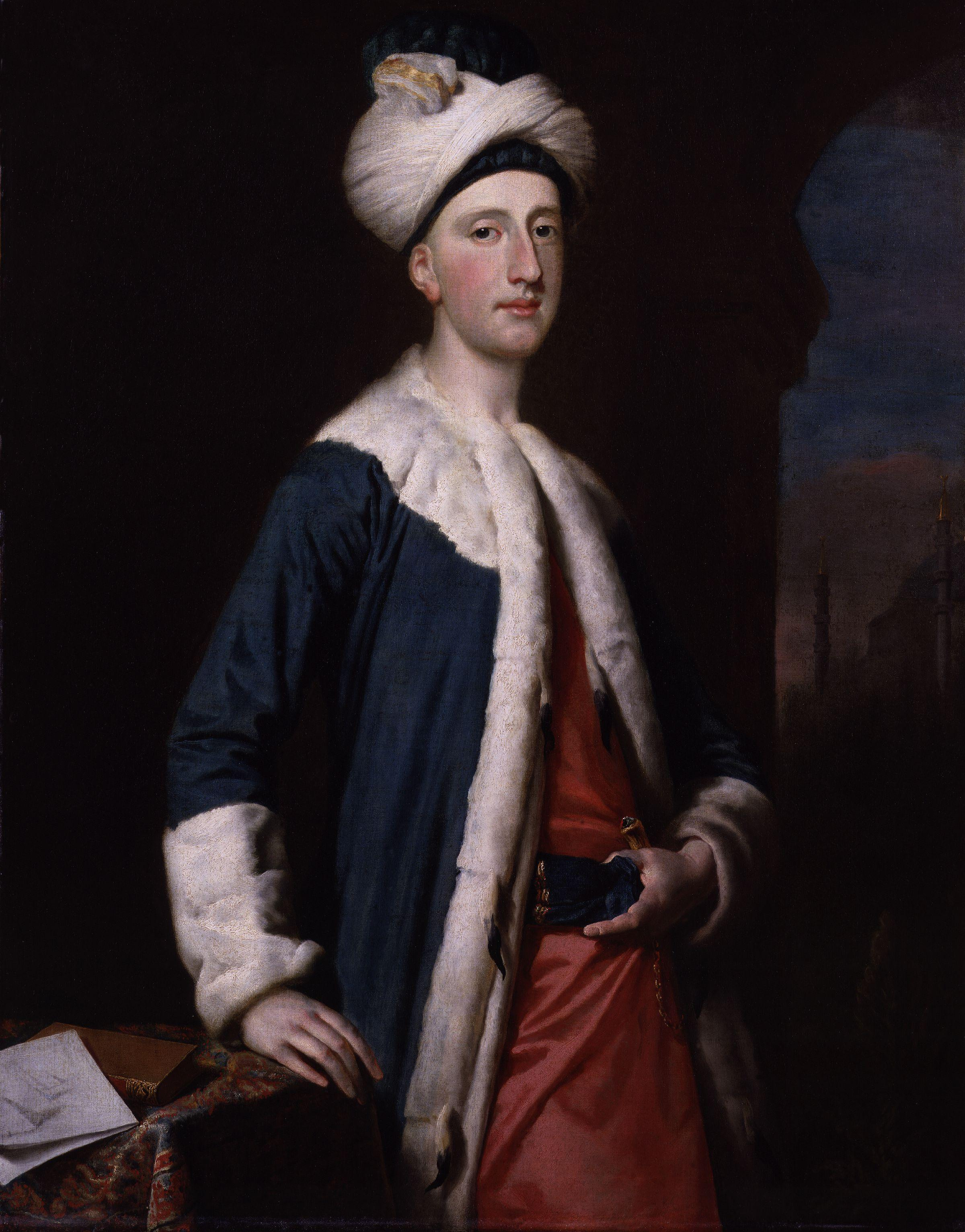 John Montagu, the 4th Earl of Sandwich.